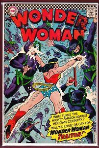 DC _ WONDER WOMAN # 164 _ FN _ 1966.
