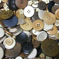 Bottoni marrone per l'hobby del cucito