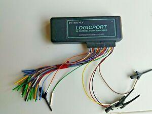 Intronix Logicport 34 Channel Logic Analyzer