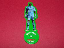 MANDANDA OLYMPIQUE MARSEILLE OM PANINI FOOTBALL STARS UP 2009-2010 MAGNETS