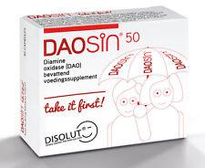 Daosin - 50 capsules -Histamine  Intolerance (HIT)
