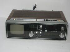 New ListingVintage Sharp 3T-57 Digital Am/Fm Radio Tv Clock (Bf)