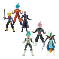 Dragon Ball Stars Series Figure Wave 3 and 4 ZAMASU BLUE GOKU ROSE FUTURE TRUNKS