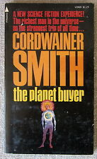 The Planet Buyer Instrumentality of Mankind by Cordwainer Smith PB 3rd Pyramid