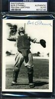 Bob O`farrell Signed Psa/dna Certified Photo Autograph Authentic