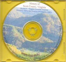 Scott County Virginia History  - VA Genealogy