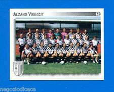 CALCIATORI PANINI 1997-98 Figurina-Sticker n. 601 - ALZANO VIRESCIT -New