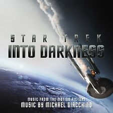 STAR TREK INTO DARKNESS (MUSIQUE DE FILM) - MICHAEL GIACCHINO (CD)