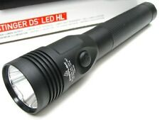 STREAMLIGHT Black STINGER DS HL Flashlight 640 Lumen LED Light + Battery! 75453