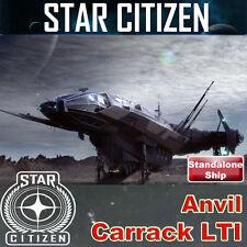 Star Citizen Carrack + Hangar + LTI (Lebenslange Versicherung)