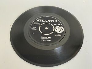 "Otis Redding ( I can't get no) Satisfaction 7"" Single - VG/Generic"