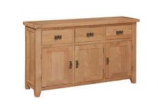 Medium Wood Tone Traditional Sideboards, Buffets & Trolleys