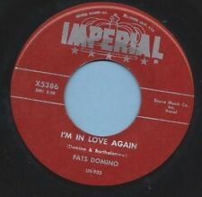 """Fats Domino Imperial 5386 """"I'M IN LOVE AGAIN"""" (RHYTHM & BLUES) 45 RECORD"""