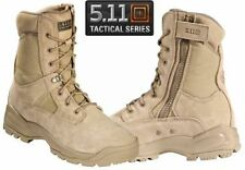 Suede 5.11 Tactical Solid Military Boots for Men