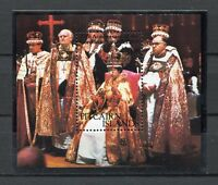 25183) Pitcairn 1978 MNH New QEII Coronation 25th