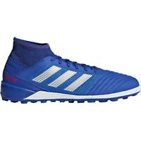 Chaussures de football adidas Predator 19.3 Tf bleu BB9084 multicolore