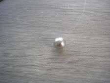 Single Floating Swarovski Pearl Illusion Necklace for women bridesmaids 41iSW
