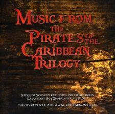 Various Artists - Pirates of the Carribean Trilogy (Original Soundtrack) [New CD