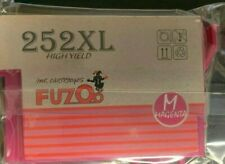 Epson Fuzoo 252XL (252XL) Remanufactured Magenta High-Yield Ink Cartridge