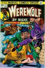 Werewolf by Night # 24 (Don Perlin) (USA, 1974)