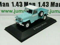 ARG25G 1/43 SALVAT Autos Inolvidables IKA Baqueano 1000 (1959) Willys Jeep Truck
