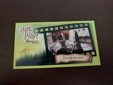Harry Potter and the Sorcerer's Stone Movie Trading Card#46 - Down for the Count