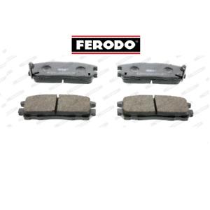 Set Serie Beläge Bremse Hintern Für Opel Frontera FERODO FDB1017 Für 1605851