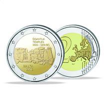 "2 Euro MALTA 2016 ""Ggantija"", SEHR RAR"