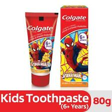 Colgate Toothpaste Kids Spiderman Bubble Fruit Flavor - 80 g (6+ YEAR Children)
