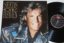 BLUE SYSTEM -Seeds Of Heaven- LP Signiert!!! Hansa Records (211 411)