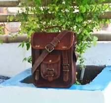Handcrafted Best Value Messenger Genuine Vintage Leather Crossbody Satchel bag