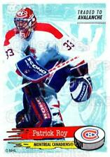 1995-96 Panini Stickers #46 Patrick Roy