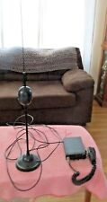 "Uniden Pro 500D CB with JC Penney's Microphone and Antenna 5"" 5"" tall"