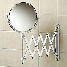 Badezimmer-Spiegel aus Metall