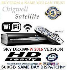 SKY PLUS + HD BOX WI-FI - 500GB - AMSTRAD DRX890W INTEGRATO SENZA FILI ON DEMAND