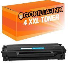 4x CARTUCCIA TONER XXL PER Samsung ml2160 ml2161 ml2162 ml2165 ml2165w d101s