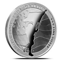 2020 1 oz Asahi True Patriot Reverse Proof Silver Round .999 Fine - IN-STOCK!!