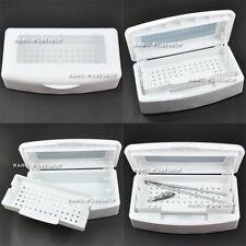 BF Professional Sterilizer Tray Box Sterilizing Clean Nail Art Salon Tool 117