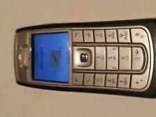 USED NOKIA 6230i Silver Colour Screen + Camera Sim Free Unlocked Mobile Phone