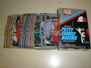 2000 Press Pass Nascar VIP 1991 Pro Set Petty Family Racing Factory Set Lot of 2