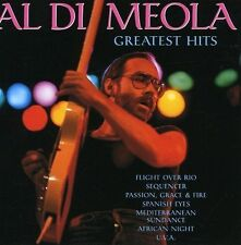 Al Di Meola Greatest hits (16 tracks, 1976-83/90, CBS) [CD]