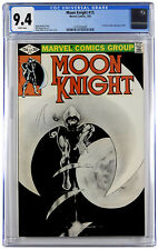 MOON KNIGHT #15 CGC GRADED 9.4 CLASSIC FRANK MILLER COVER