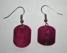 Markenlose Mode-Ohrschmuck aus Kunststoff für Damen