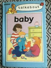 Ladybird Book, Baby (1989) - Series 735 Talkabout Books