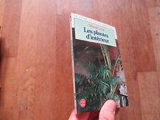 POCHE 7843 YOLANDE LEROY les plantes d interieur 1991 + illust + photos