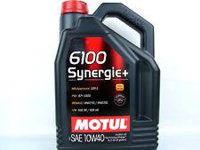 Motul 6100 10W40 5Liter Öl Synergie+ Motoröl 10W-40 VW Renault MB Opel Motorenöl