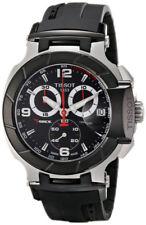 Relojes de pulsera baterías Tissot de acero inoxidable