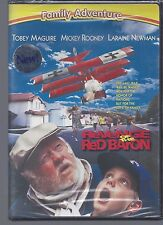 CULT  DVD - REVENGE OF THE RED BARON - NEW - FREE  FIRST CLASS  MAIL