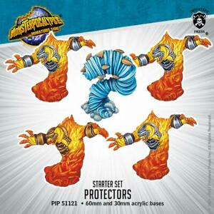 Privateer Press Monsterpocalypse Fire Kami & Air Avatar Unit Pack Pack New