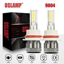 Cree LED Headlight Kit 9004 6000K 1500W 225000LM Bulbs Pair High Quality Power